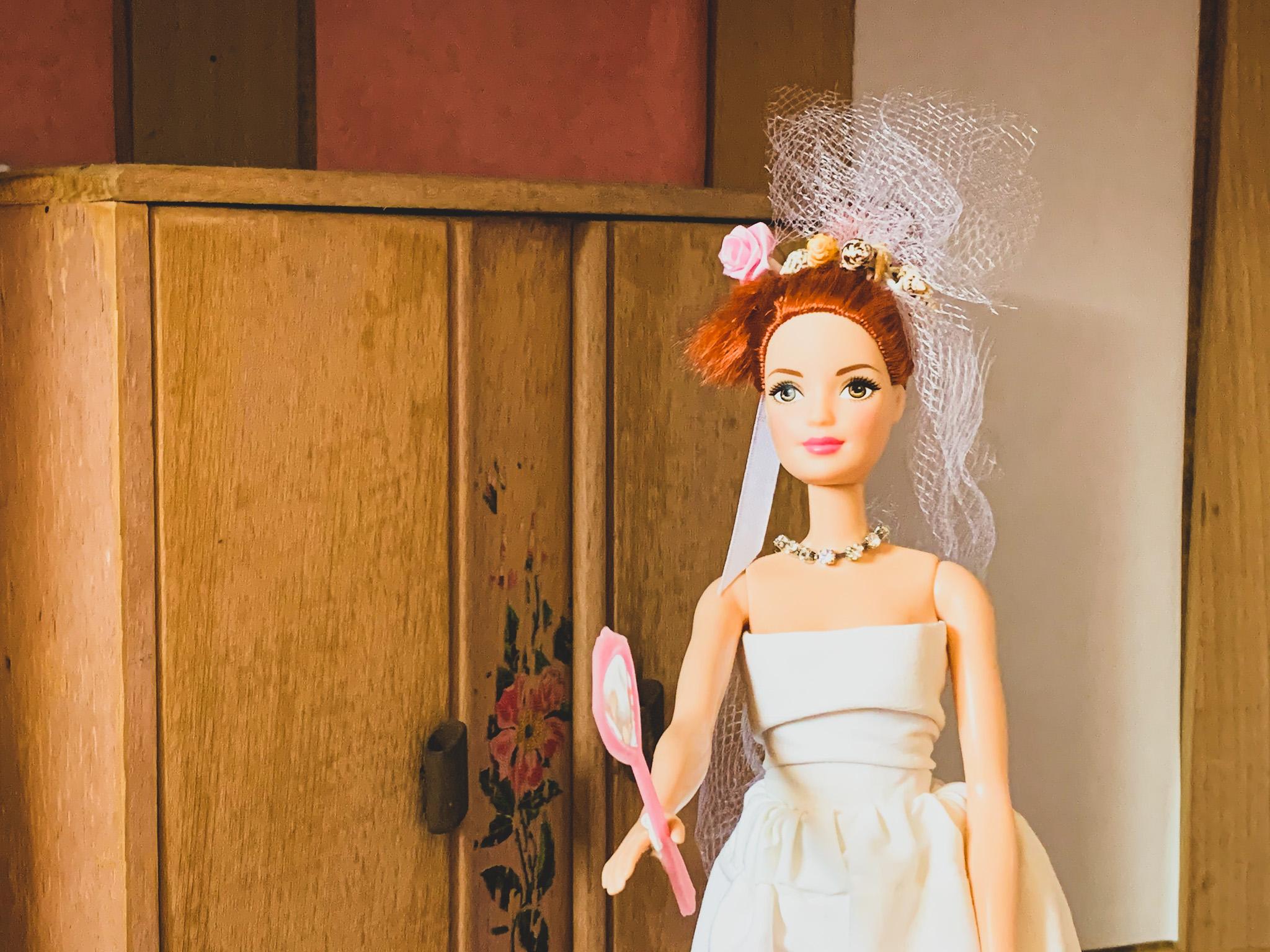 Le mariage de Barbie et Ken : les préparatifs - © Jolies Cérémonies