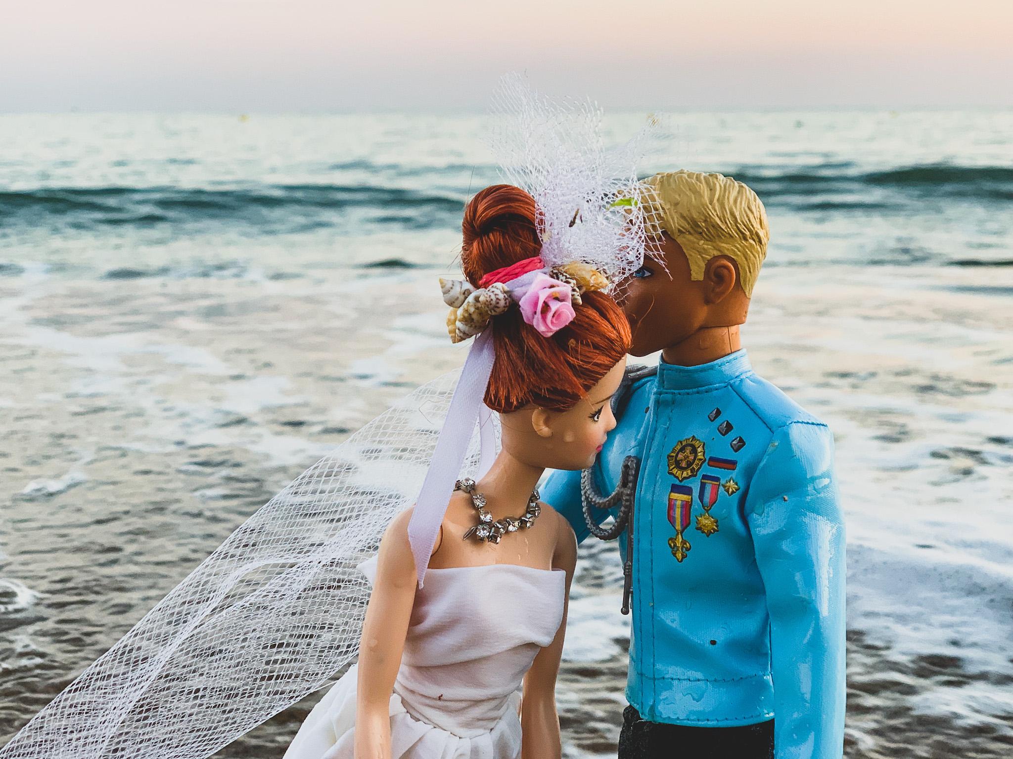 Le mariage de Barbie et Ken - © Jolies Cérémonies