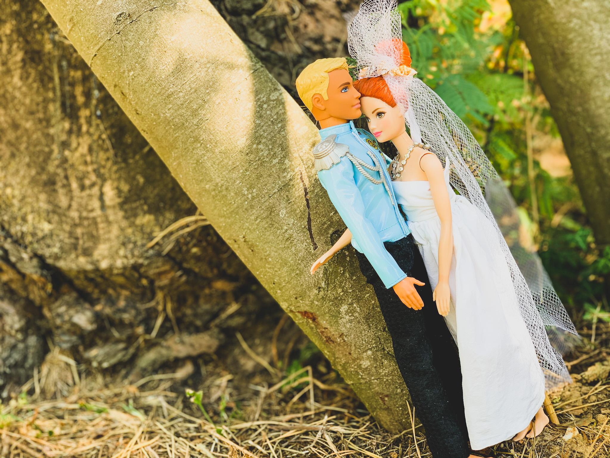 Le mariage de Barbie et Ken : les photos de couple - © Jolies Cérémonies