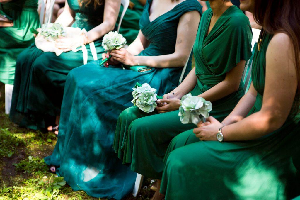 Une cérémonie laïque sur le thème du magicien d'Oz - Photo : Julie Lilly Marie