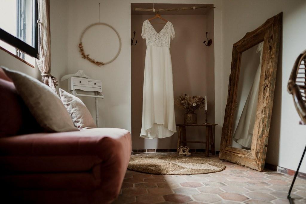 Préparatifs de la mariée // Shooting d'inspiration publié sur Wedding by Fabiola