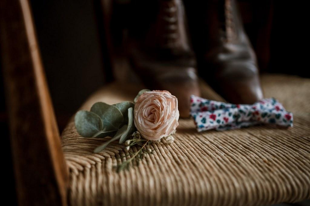 Accessoires marié // Shooting d'inspiration publié sur Wedding by Fabiola
