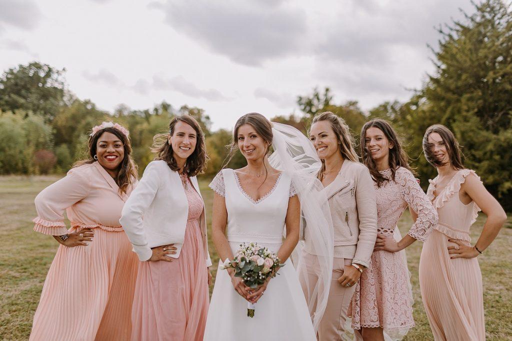 Un mariage élégant... et masqué ! / Publication sur Wedding by Fabiola / Photo Lisa Bouanna