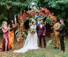 5 conseils pour une jolie cérémonie laïque automnale