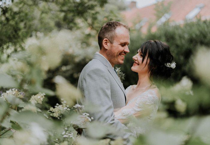 Le mariage authentique et rempli d'émotions d'Hélène et Sébastien