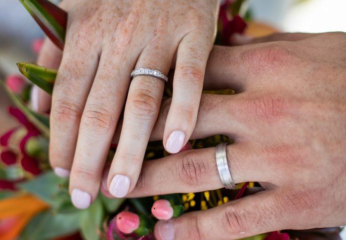 Le mariage tropical et coloré de Margot et Guillaume