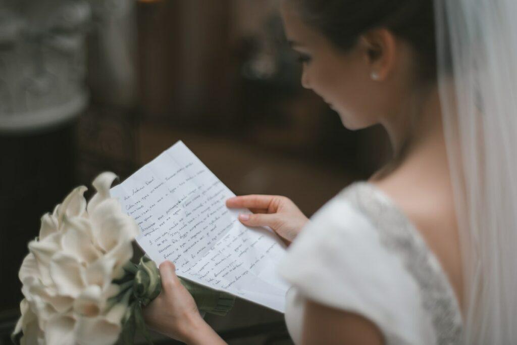 5 conseils pour rédiger ses vœux de mariage // Article publié sur Wedding by Fabiola
